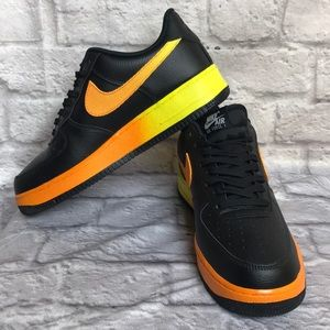 Nike Air Force 1 Sneaker Shoes Sz 10 Men's